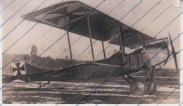 Foto photo 1.Weltkrieg WWI Flugzeug National Flugzeug Werke NFW B1 avion aeroplane aircraft