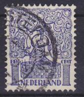 NEDERLAND - Michel - 1923 - Nr 112 - Gest/Obl/Us - 1891-1948 (Wilhelmine)