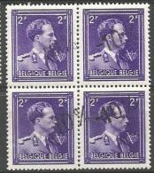 724 O  **  Bloc 4    10 - 1946 -10 %