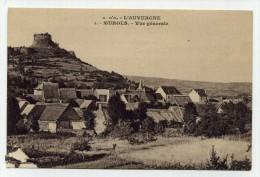 CP , 12 , MUROLS , Vue Générale - France