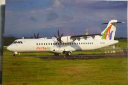 PELITA AIR SERVICE   ATR 72 600  PK PAW - 1946-....: Modern Era