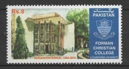 Pakistan (2013) - Set -  /  Forman Christian College - University - Pakistan