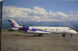 SCAT AIR   CRJ 200    UP CJ004 - 1946-....: Moderne
