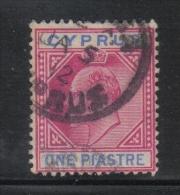 AP322 - CIPRO , Unificato N. 36 . Fil CA - Chypre (...-1960)