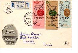 1er Jour Du Timbre - Briefe U. Dokumente