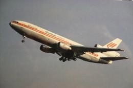 MARTINAIR  / AIR SEYCHELLES  DC 10 - 1946-....: Ere Moderne