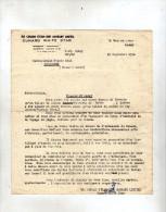 Courrier Commercial , The Cunard Steam-Ship Company Limited , Cunard White Star , Bateau , Frais Fr :1.80€ - Verkehr & Transport