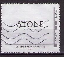 Timbre Personnalisé : Stone - Oblitéré - Gepersonaliseerde Postzegels (MonTimbraMoi)