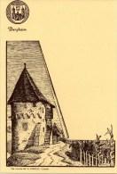 BERGHEIM - Tour D'Alsace Dessin De HANSI - France