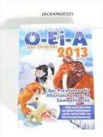 KINDER SURPRISE CATALOGUE O-Ei-A 2013 - Kinder & Diddl