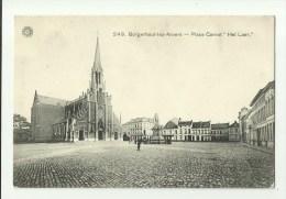 """Borgerhout-lez-Anvers  *  Place Carnot """"Het Laer""""  (Hermans) - Antwerpen"""