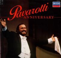 * LP *  LUCIANO PAVEROTTI - ANNIVERSARY (Holland 1986 EX!!!) - Oper & Operette