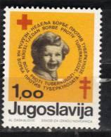Yugoslavia,TBC 1974.,MNH - 1945-1992 Socialist Federal Republic Of Yugoslavia