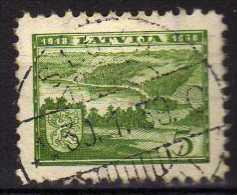 Lettland / Latvia Mi 265 Y, Gestempelt, Zähnung 10 1/4 [100814L] - Lettland