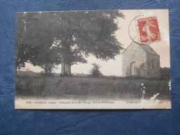 Rosnay (Indre) - Chapelle De La Mer Rouge, Lieu De Pélérinage - N° 1046 - Circulée 1916 - L163 - Autres Communes