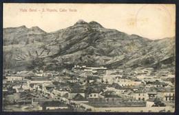 Säo Vicente *Vista Geral.* Ed. Bazar Central Bonucci & Frusoni. Nueva. Leves Manchas. - Cabo Verde