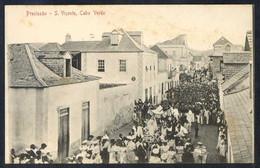 Säo Vicente. *Precissäo* Ed. Bazar Central Bonucci & Frusoni. Nueva. Leves Manchas. - Cabo Verde