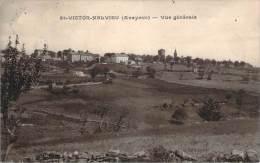 12 - St-Victor-Melvieu - Vue Générale - Saint Victor