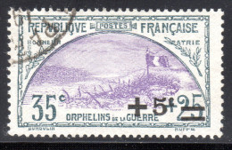 N° 166 (Orphelins)  COTE= 16,50 Euros !!! - France