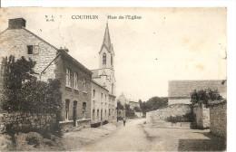 COUTHIN  Rue De L´eglise - Héron
