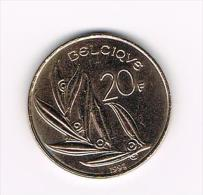 ¨ BOUDEWIJN 20 FRANK 1993 FR - 1951-1993: Baudouin I