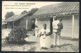 Brazzaville. *Congo Français. Mission Catholique De Brazzaville...* Sin Datos Nº 105. Nueva - Brazzaville