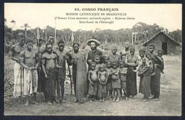 *Congo Français. Mission Catholique De Brazzaville...* Sin Datos Nº 82. Nueva. - Brazzaville