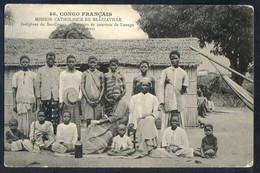 *Congo Français. Mission Catholique De Brazzaville...* Sin Datos Nº 46. Nueva. - Brazzaville