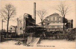 LIEGE    1 CP  Homvent  Houillière De L'est De Liège - Bélgica
