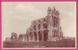 PC9872 RP Abbey, Whitby, Yorkshire - Whitby