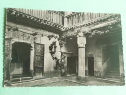 TOLEDO - Patio De La Casa Del GRECO - Toledo