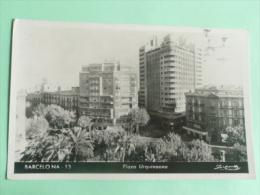 BARCELONA - Plaza URQUINAONA - Barcelona