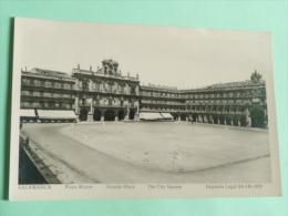 SALAMANCA - Plaza Mayor - Salamanca