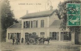 CPA LONGUE - France