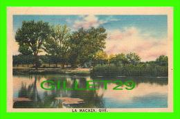 LA MACAZA, QUÉBEC - CIRCULÉE EN 1946 - BURDHEEN - - Other
