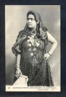 *Egyptian Types Et Scènes - Femme Arabe* Ed. LL. Nº 181. Nueva. - Egipto