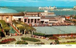 Royaume-Uni - Angleterre - Somerset - Winter Gardens And Knightstone , Weston Super Mare - Sports - Tennis - Bon état - Weston-Super-Mare
