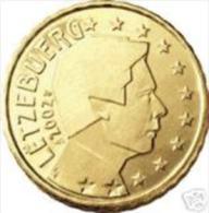 Luxemburg 2013    10  Cent    UNC Uit De Rol  UNC Du Rouleaux  !! - Luxembourg