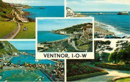 Royaume-Uni - Angleterre - Isle Of Wight - Ventnor - Multiview - Multivues - Bon état Général - Ventnor