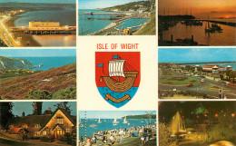 Royaume-Uni - Angleterre - Isle Of Wight - Multiview - Multivues - Bon état - Angleterre