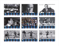 NEVIS ; SCOTT # 1695 ; IGPC  ; MINT N H STAMPS ( ITALIAN FOOTBALL CLUB - St.Kitts-et-Nevis ( 1983-...)