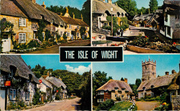 Royaume-Uni - Angleterre - The Isle Of Wight - Multiview - Multivues - état - Angleterre