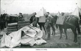Guerre De 14-18 :  Indiens Au Camp - War 1914-18