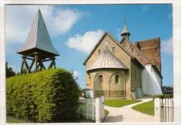 Pellworm , Alte Kirche - Nordfriesland
