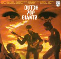 * LP *  DUTCH POP GIANTS - CUBY / EKSEPTION / MOTIONS / BINTANGS A.O. (DutchBeat  1969( - Compilaties