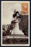 Tananarive. *Monument Du Général Galliéni* Matasellos De Favor 1937. - Madagascar