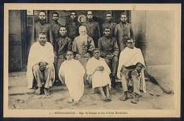 *Mgr. De Saune Et Les Frères Xaviériens* Al Dorso *Pour L´OEuvre Des Prêtes Malagaches...* Nueva. - Madagascar