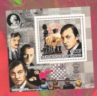 TCHAD 1985 Neuf** Echecs Echec Chess Schach Scacchi Ajedrez - Scacchi