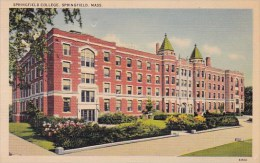 Springfield College Springfield Massachusetts