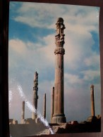 PERSEPOLIS L´APADANA DE DARIU - N° 9 - Anno 1966 ( Pharma ASPRANAN - CP / PK 21 X 15 Cm. Zie/voir Foto Voor Details ) !! - Iran